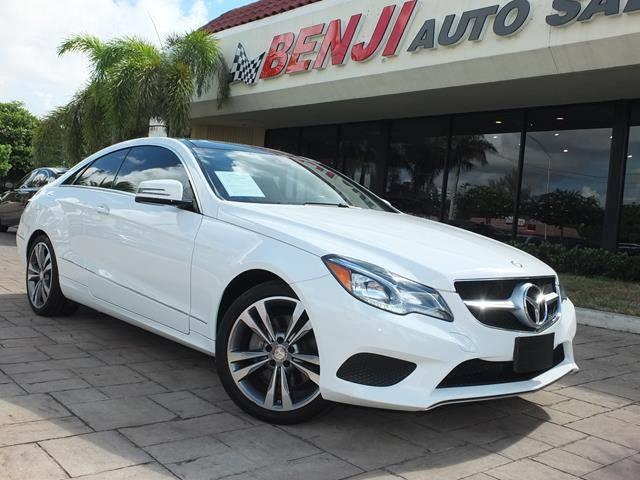 2014 mercedes benz e class e 350 e 350 2dr coupe for sale in pembroke park florida classified. Black Bedroom Furniture Sets. Home Design Ideas