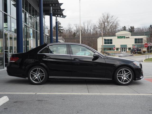 2014 mercedes benz e class e 350 luxury 4matic awd e 350 for Mercedes benz of devon pa