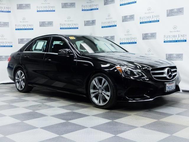 2014 Mercedes-Benz E-Class E 350 Luxury E 350 Luxury