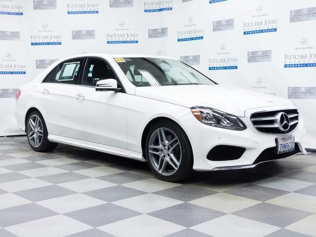 2014 Mercedes-Benz E-Class E 350 Luxury E 350 Luxury