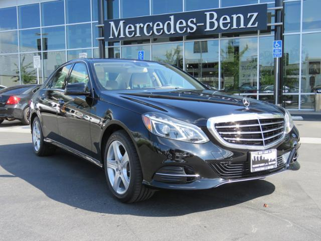 2014 Mercedes Benz E Class E 350 Luxury E 350 Luxury 4dr