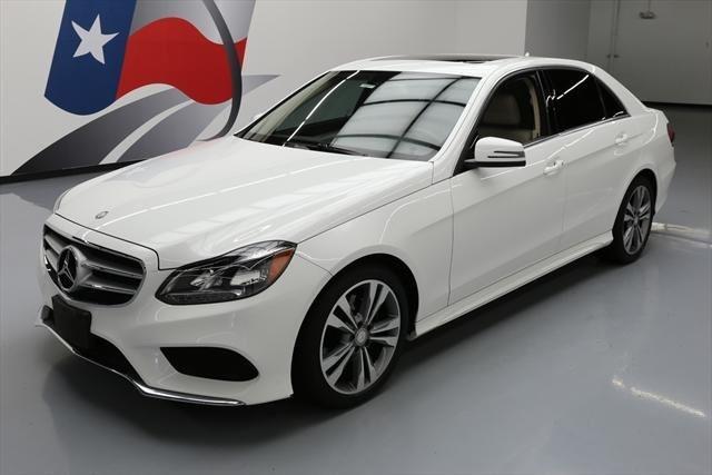 2014 mercedes benz e class e 350 luxury e 350 luxury 4dr for Mercedes benz lease houston