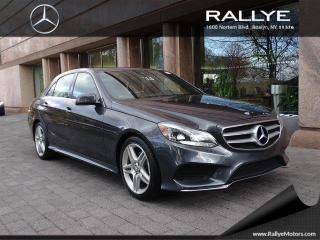 2014 mercedes benz e class e 350 sport 4matic awd e 350 for Mercedes benz northern blvd
