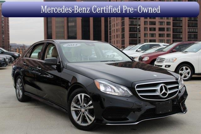 2014 Mercedes-Benz E-Class E350 Luxury 4MATIC AWD E350