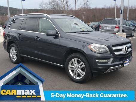2014 mercedes benz gl class gl 450 4matic awd gl 450 for Mercedes benz suv carmax