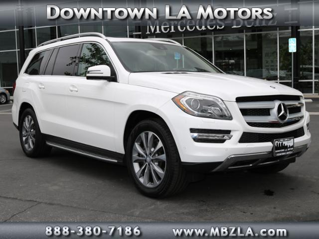 2014 mercedes benz gl class gl 450 4matic awd gl 450 for Mercedes benz downtown la motors