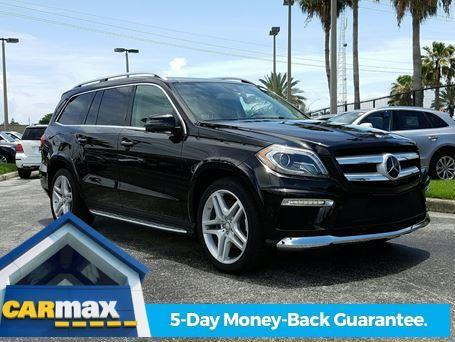 2014 mercedes benz gl class gl 550 4matic awd gl 550 for Mercedes benz suv carmax