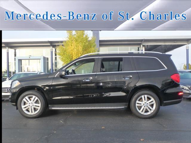 2014 mercedes benz gl class gl450 4matic awd gl450 4matic for St charles mercedes benz dealership