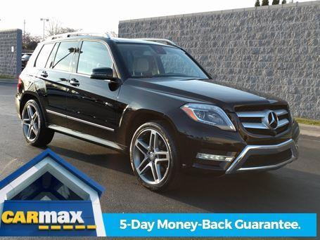 2014 mercedes benz glk glk 350 4matic awd glk 350 4matic for Mercedes benz suv carmax