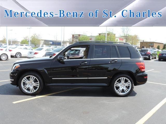 2014 mercedes benz glk glk 350 4matic awd glk 350 4matic for Mercedes benz of st charles il
