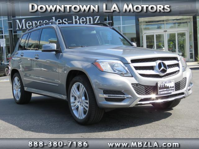 2014 mercedes benz glk glk 350 glk 350 4dr suv for sale in for Downtown la motors mercedes benz