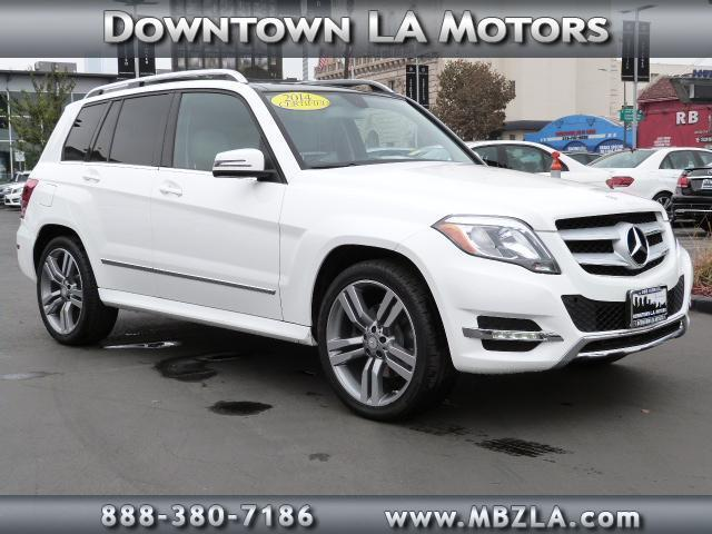 2014 mercedes benz glk glk350 glk350 4dr suv for sale in for Downtown la motors mercedes benz