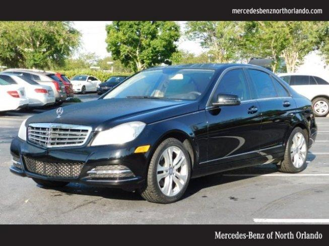 2014 Mercedes-benz  Luxury Sedan