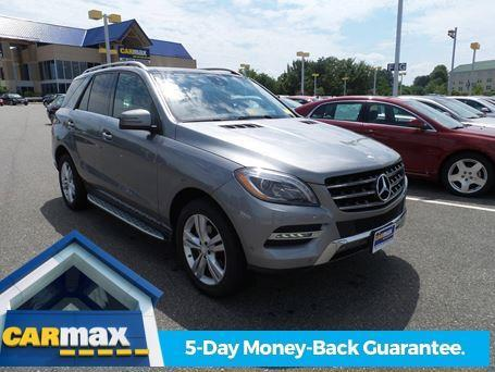 2014 Mercedes-Benz M-Class ML 350 4MATIC AWD ML 350