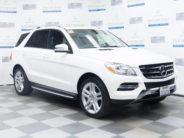 2014 mercedes benz m class ml 350 4matic awd ml 350 4matic for 2014 mercedes benz m class suv
