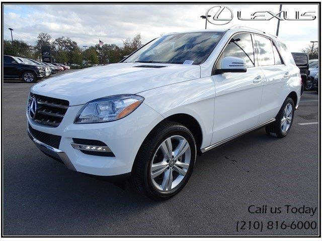2014 mercedes benz m class ml 350 ml 350 4dr suv for sale in san antonio texas classified. Black Bedroom Furniture Sets. Home Design Ideas