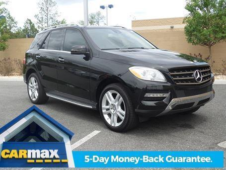 2014 mercedes benz m class ml 350 ml 350 4dr suv for sale for Mercedes benz gainesville fl