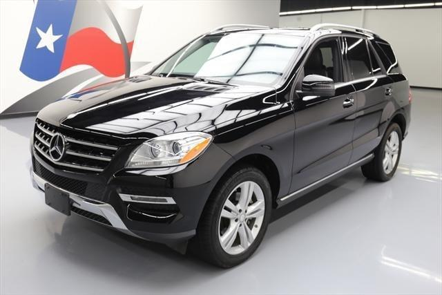 2014 mercedes benz m class ml 350 ml 350 4dr suv for sale in houston texas classified. Black Bedroom Furniture Sets. Home Design Ideas