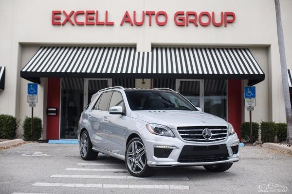 2014 Mercedes-Benz M-Class ML 63 AMG AWD ML 63 AMG