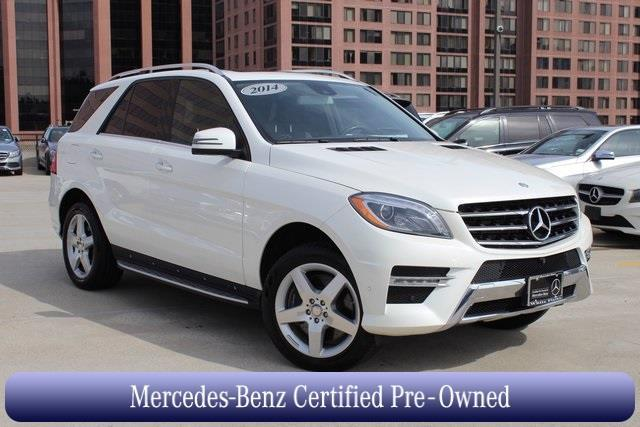 2014 Mercedes-Benz M-Class ML550 AWD ML550 4MATIC 4dr