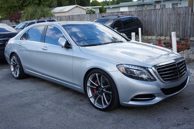 2014 mercedes benz s class s 550 s 550 4dr sedan for sale for Mercedes benz s550 for sale in florida