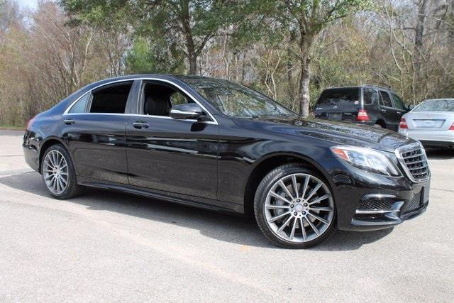 2014 Mercedes-Benz S-Class S 550 S 550 4dr Sedan