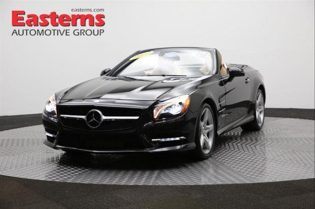 2014 mercedes benz sl class sl 550 sl 550 2dr convertible for sale in dulles virginia. Black Bedroom Furniture Sets. Home Design Ideas