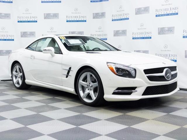 2014 mercedes benz sl class sl 550 sl 550 2dr convertible for Mercedes benz sl550 convertible for sale