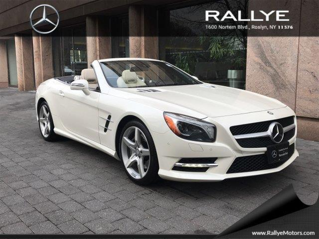 2014 mercedes benz sl class sl 550 sl 550 2dr convertible for Mercedes benz roslyn