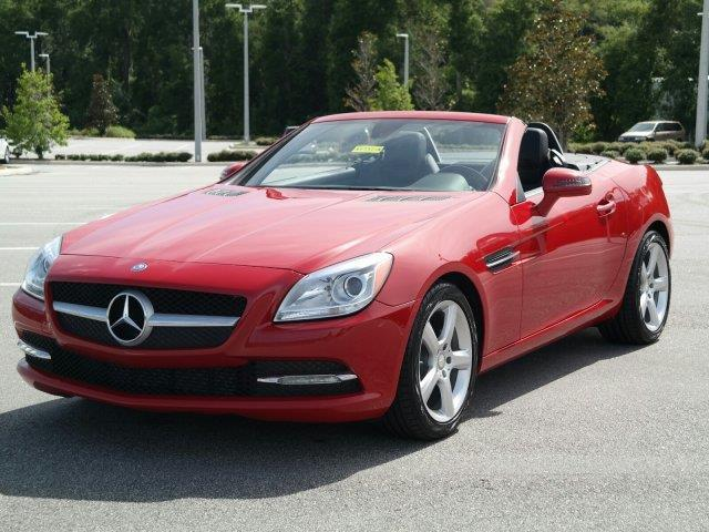 2014 Mercedes Benz Slk Slk 250 Slk 250 2dr Convertible For