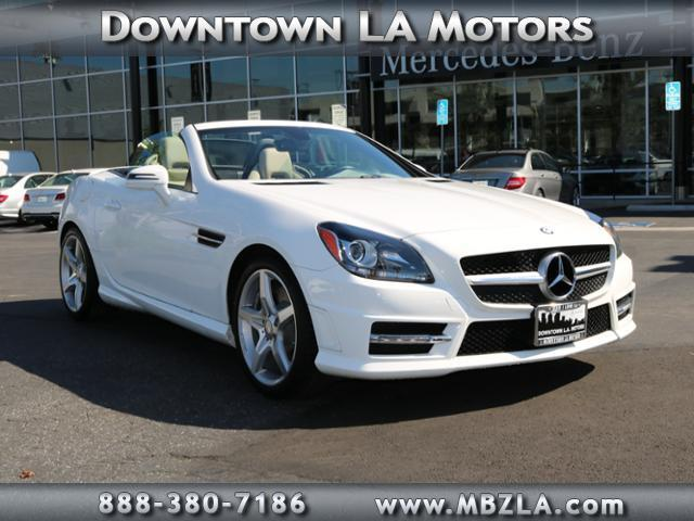2014 Mercedes Benz Slk Slk 350 Slk 350 2dr Convertible For