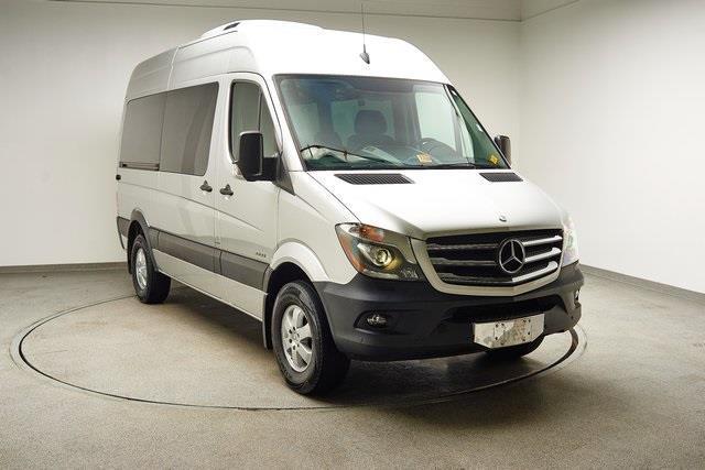 2014 mercedes benz sprinter 2500 144 wb 2500 144 wb 3dr passenger van for sale in hampton. Black Bedroom Furniture Sets. Home Design Ideas