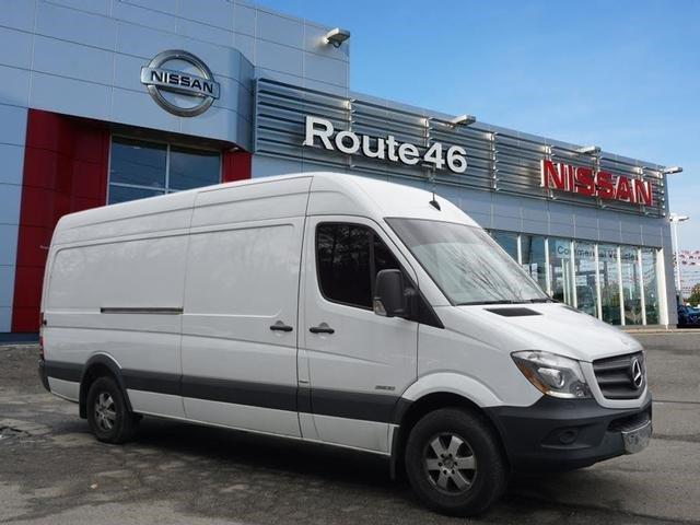 2014 mercedes benz sprinter cargo 2500 170 wb 2500 170 wb for Mercedes benz sprinter 170 for sale