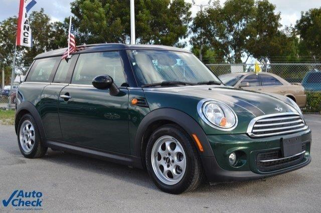 2014 mini clubman cooper cooper 2dr wagon for sale in homestead florida classified. Black Bedroom Furniture Sets. Home Design Ideas