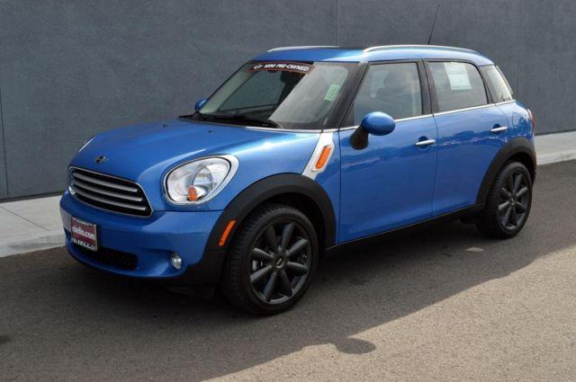 2014 mini cooper countryman for sale in sacramento california classified. Black Bedroom Furniture Sets. Home Design Ideas