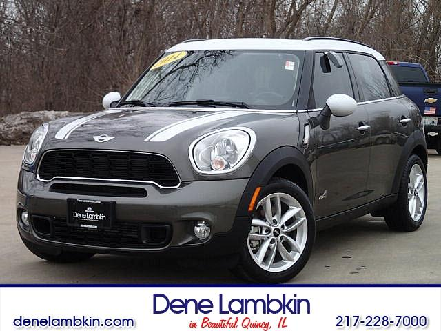 2014 mini cooper countryman awd cooper s all4 4dr crossover for sale in burton illinois. Black Bedroom Furniture Sets. Home Design Ideas