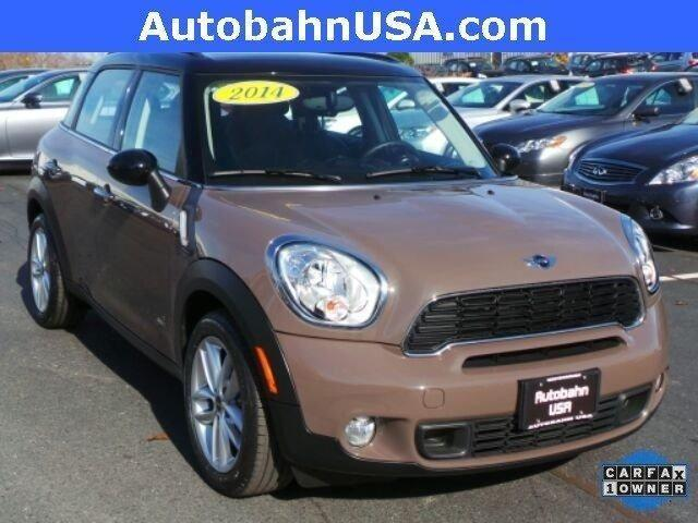2014 mini cooper countryman s all4 for sale in westborough massachusetts classified. Black Bedroom Furniture Sets. Home Design Ideas