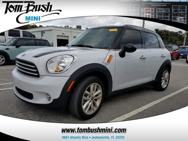 2014 mini countryman cooper cooper 4dr crossover for sale in jacksonville florida classified. Black Bedroom Furniture Sets. Home Design Ideas