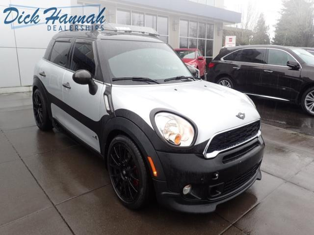2014 mini countryman cooper s all4 awd cooper s all4 4dr crossover for sale in portland oregon. Black Bedroom Furniture Sets. Home Design Ideas
