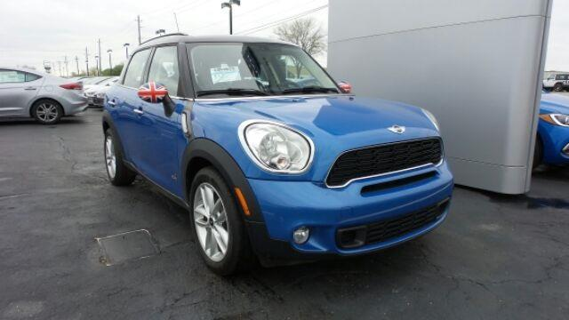 2014 mini countryman cooper s all4 awd cooper s all4 4dr crossover for sale in co bluffs iowa. Black Bedroom Furniture Sets. Home Design Ideas