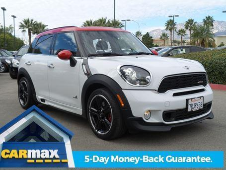 2014 MINI Countryman John Cooper Works ALL4 AWD John