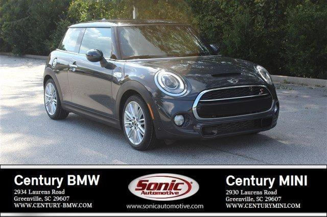 2014 mini hardtop cooper s cooper s 2dr hatchback for sale in greenville south carolina. Black Bedroom Furniture Sets. Home Design Ideas