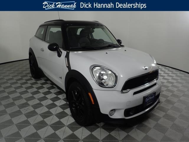 2014 MINI Paceman Cooper S ALL4 AWD Cooper S ALL4 2dr