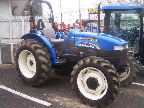 2014 new holland agriculture workmaster 55 4wd for sale in warrington
