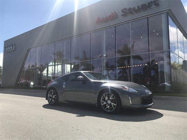 2014 Nissan 370Z Base Base 2dr Coupe 6M