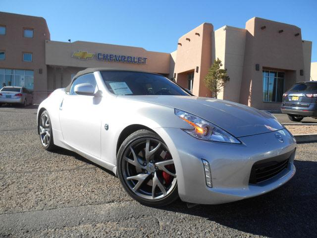 2014 nissan 370z roadster 2dr convertible for sale in santa fe new mexico classified. Black Bedroom Furniture Sets. Home Design Ideas