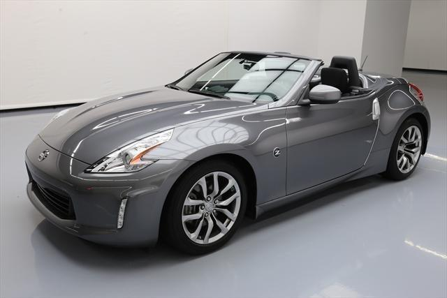 2014 Nissan 370Z Roadster Roadster 2dr Convertible