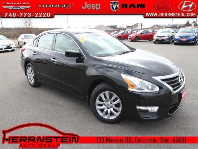 2014 nissan altima 2 5 2 5 4dr sedan for sale in chillicothe ohio classified. Black Bedroom Furniture Sets. Home Design Ideas
