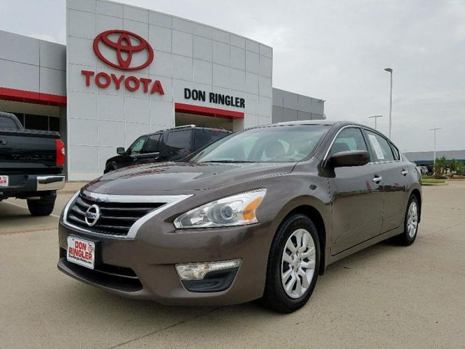 2014 nissan altima 2 5 2 5 4dr sedan for sale in temple texas classified. Black Bedroom Furniture Sets. Home Design Ideas
