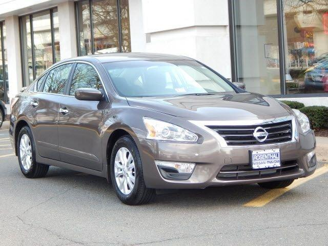 2014 nissan altima 2 5 4dr sedan for sale in vienna virginia classified. Black Bedroom Furniture Sets. Home Design Ideas